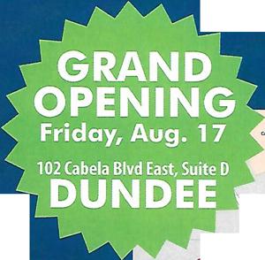 TLC Community Credit Union Grand Opening