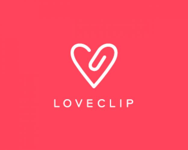 J Logo Love Love clip is a ...