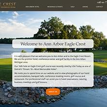 eagle crest web design